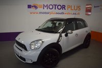 USED 2014 14 MINI COUNTRYMAN 1.6 COOPER S 5d 184 BHP