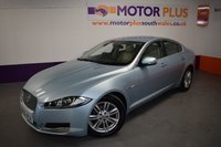 2012 JAGUAR XF 2.2 D LUXURY 4d AUTO 190 BHP £9980.00