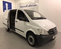 USED 2015 15 MERCEDES-BENZ VITO 2.1 113 CDI 1d 136 BHP