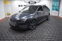 USED 2007 57 FORD FOCUS 2.5 SIV ST 5dr Low Mileage, Recaro Seats, FSH