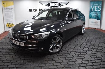 2010 BMW 5 SERIES 3.0 530d SE GT 5dr £10685.00