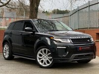 USED 2016 16 LAND ROVER RANGE ROVER EVOQUE 2.0 TD4 HSE Dynamic Lux AWD (s/s) 5dr 1 OWNER/ PAN ROOF / SIDE STEPS