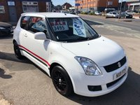 USED 2011 11 SUZUKI SWIFT 1.3 SZ3 3d 91 BHP *** PAYMENTS LOW AS £66 A MONTH! *** 12 MONTHS WARRANTY! ***