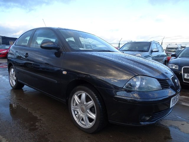 USED 2006 06 SEAT IBIZA 1.4 SPORT GREAT CONDITION DRIVES WELL