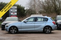 2012 BMW 1 SERIES 2.0 120D SPORT 5d 181 BHP £6495.00