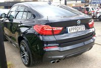 USED 2015 15 BMW X4 3.0 XDRIVE30D M SPORT 4d AUTO 255 BHP 0% Deposit Plans Available even if you Have Poor/Bad Credit or Low Credit Score, APPLY NOW!