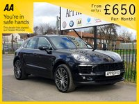 USED 2016 16 PORSCHE MACAN 3.0 D S PDK 5d AUTO 258 BHP 0% Deposit Plans Available even if you Have Poor/Bad Credit or Low Credit Score, APPLY NOW!