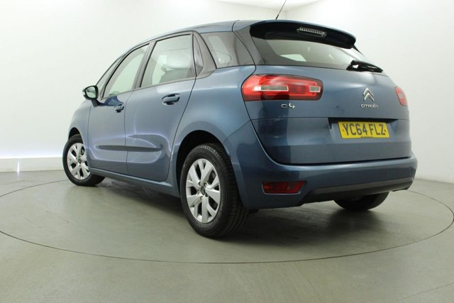 CITROEN C4 PICASSO at Georgesons