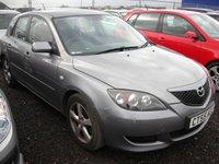 2005 MAZDA 3 1.6 TS2 5d 105 BHP £SOLD