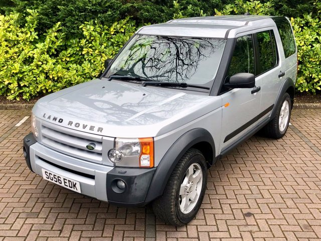 2006 56 LAND ROVER DISCOVERY 3 S 2.7 TDV6 5d 188BHP px swap