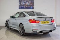 USED 2016 BMW M4 3.0 M4 COMPETITION PACKAGE 2d AUTO 444 BHP Bluetooth, SAT NAV, USB, CD, Headup Display, Heated Seats, Dynamic Control, NEW MOT on Handover