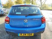 USED 2014 14 BMW 1 SERIES 2.0 120D M SPORT 3d 181 BHP