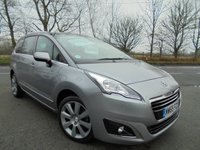 USED 2015 65 PEUGEOT 5008 1.6 BLUE HDI S/S ALLURE 5d AUTO 120 BHP
