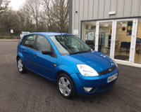 USED 2004 04 FORD FIESTA 1.4 FLAME 5dr THIS VEHICLE IS AT SITE 1 - TO VIEW CALL US ON 01903 892224