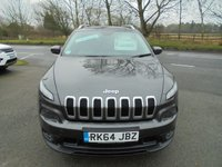 USED 2014 JEEP CHEROKEE 2.0  M-JET LONGITUDE PLUS