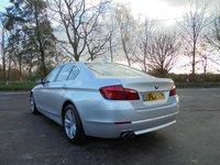 USED 2013 62 BMW 5 SERIES 520D SE