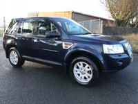 2007 LAND ROVER FREELANDER 2.2 TD4 SE 5d AUTO 159 BHP £6295.00