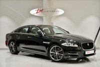 USED 2012 12 JAGUAR XJ 5.0 V8 SUPERSPORT 4d AUTO 510 BHP REAR ENTERTAINMENT/ADAP CRUISE