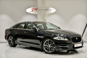 2012 JAGUAR XJ 5.0 V8 SUPERSPORT 4d AUTO 510 BHP £23650.00