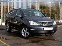 2004 LEXUS RX 3.0 300 SE-L 5d AUTO 202 BHP £3945.00
