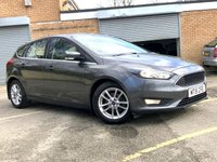 2015 FORD FOCUS 1.6 ZETEC TDCI 5d FORD SYNC BLUETOOTH ONLY 34K 3 SERVICES £8490.00