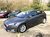 USED 2015 15 FORD FOCUS 1.6 ZETEC TDCI 5d FORD SYNC BLUETOOTH ONLY 34K 3 SERVICES ONLY 34K 4 SERVICES, STUNNING EXAMPLE, 1 FORMER KEEPER