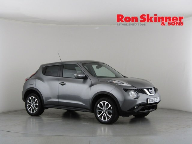 View our 2016 16 NISSAN JUKE 1.2 TEKNA DIG-T 5d 115 BHP