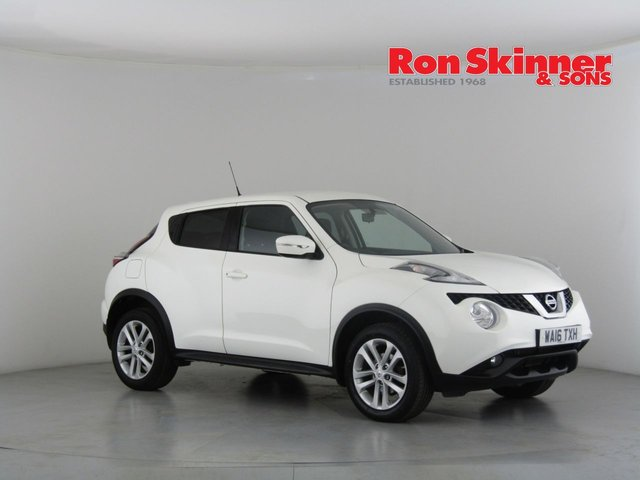 View our 2016 16 NISSAN JUKE 1.2 ACENTA DIG-T 5d 115 BHP