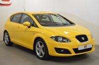 USED 2009 59 SEAT LEON 1.4 SPORT TSI 5d 123 BHP ONE OWNER + LOW MILEAGE + FULL SERVICE HISTORY