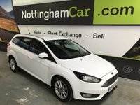 USED 2016 65 FORD FOCUS 1.5 ZETEC TDCI 5d 118 BHP
