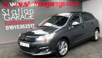 2013 CITROEN C4 1.6 HDI SELECTION 5d 115 BHP £5995.00