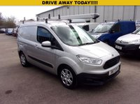 USED 2017 17 FORD TRANSIT COURIER 1.5 TREND TDCI 95 BHP