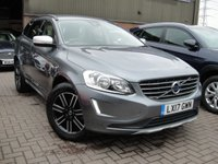 USED 2017 17 VOLVO XC60 2.4 D4 SE NAV AWD 5d 187 BHP ANY PART EXCHANGE WELCOME, COUNTRY WIDE DELIVERY ARRANGED, HUGE SPEC