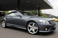 USED 2008 MERCEDES-BENZ CL 5.5 CL 500 2d AUTO 383 BHP