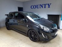 USED 2012 62 VAUXHALL CORSA 1.2 LIMITED EDITION 3d 83 BHP * ONE OWNER * FULL HISTORY *