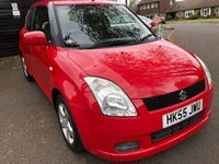 2006 SUZUKI SWIFT 1.3 GL 3d 91 BHP £1895.00