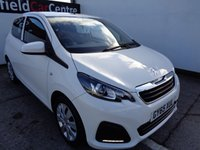 USED 2015 65 PEUGEOT 108 1.0 ACTIVE 2-TRONIC 5d AUTO 68 BHP £156 A MONTH FREE ROAD TAX AUTOMATIC LOW MILEAGE AIR CON 2 KEYS POPULAR SMALL HATCHBACK LOW INSURANCE AND RUNNING COSTS