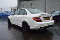 USED 2011 55 MERCEDES-BENZ C-CLASS 2.1 C220 CDI BLUEEFFICIENCY SPORT 4d 170 BHP