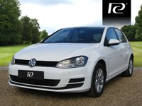 USED 2014 14 VOLKSWAGEN GOLF 1.6 SE TDI BLUEMOTION TECHNOLOGY DSG 5d AUTO 103 BHP