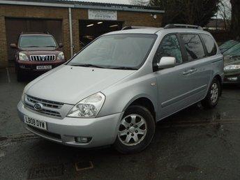 2008 KIA SEDONA 2.9 LS 5d 183 BHP £2250.00