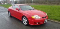 USED 2004 04 HYUNDAI S-COUPE 2.7 V6 3d 165 BHP 12 MONTHS MOT 4 NEW TYRES