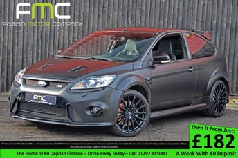 2010 FORD FOCUS 2.5 RS500 3d 345 BHP LHD £33499.00
