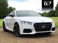 USED 2018 18 AUDI TT 1.8 TFSI BLACK EDITION 2d AUTO 178 BHP