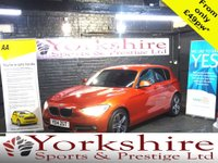 USED 2014 14 BMW 1 SERIES 1.6 116I SPORT 5DR