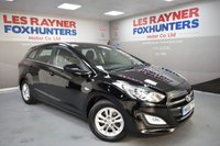 USED 2016 66 HYUNDAI I30 1.6 CRDI SE BLUE DRIVE 5d 109 BHP Rear Park sensors, Cruise control, Bluetooth, Low miles, Cheap Tax