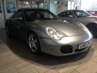 USED 2002 51 PORSCHE 911 3.6 TURBO 2d 415 BHP MANUAL INVESTMNT 911 TURBO AWD