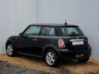 USED 2012 12 MINI ONE 1.6 ONE 3d 98 BHP