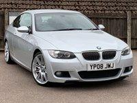 2008 BMW 3 SERIES 3.0 325I M SPORT 2d 215 BHP £5995.00