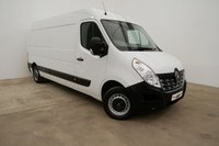 2016 RENAULT MASTER 2.3 LM35 BUSINESS DCI S/R P/V 125 BHP £13490.00