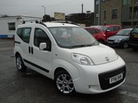 USED 2011 61 FIAT QUBO 1.2 MULTIJET MYLIFE 5d 95 BHP